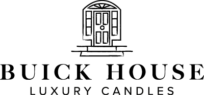 Buick House Candles Black Logo