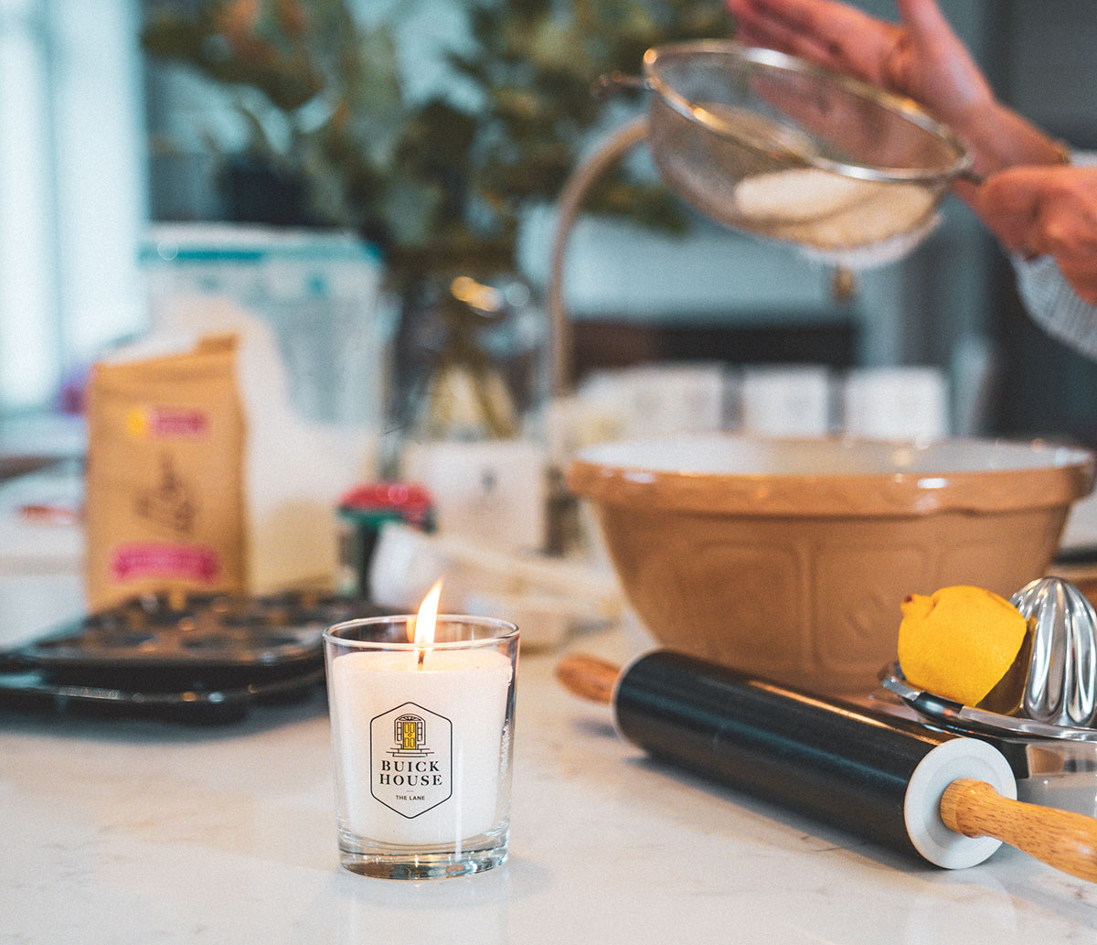 Buick House Candles - The Lane 2